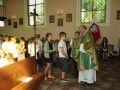 Msza Święta z okazji 6- rocznicy nadania imienia Szkole Podstawowej w Skórce