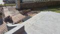 Nowe schody z podjazdem w Kościele w Skórce